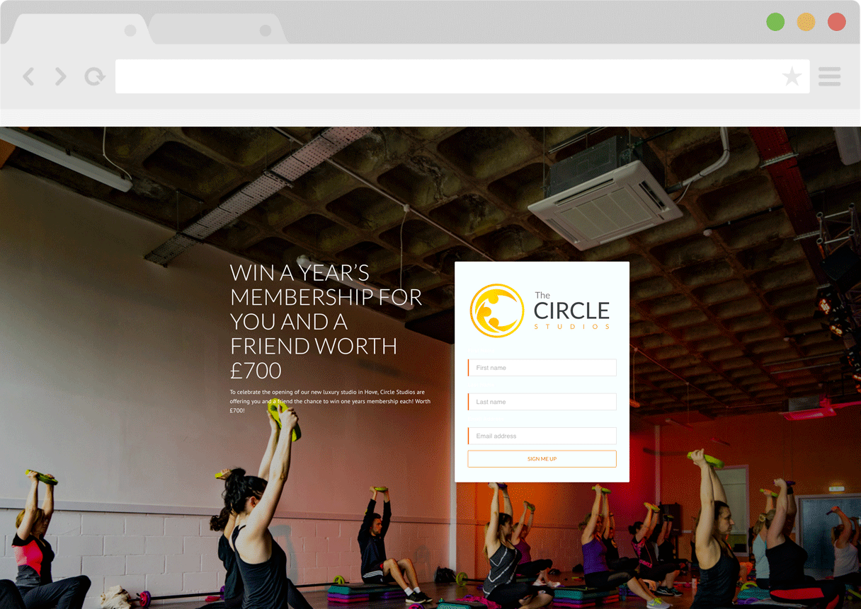 gym-website-designer
